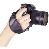 Neoprene Camera Grip I 35mm Black