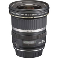 CanonEF-S 10-22mm f/3.5-4.5 USM Wide Angle Zoom