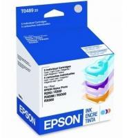 Colour Ink Multipak For Stylus R200/R300/300M/RX50 0/600
