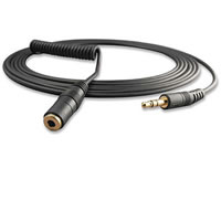 3.5mm Extension Cord VideoMic Mini Jack 10ft