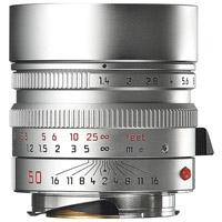 50mm f/1.4 ASPH Summilux-M Silver Lens (E46)