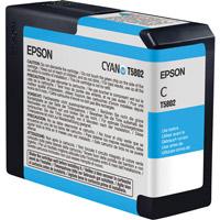 T580200 Cyan UltraChrome Ink 80ml Stylus Pro 3800 / 3880