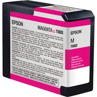 T580300 Magenta UltraChrome 80ml Stylus Pro 3800
