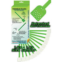1.6x Ultra MXD Green Swabs (12)