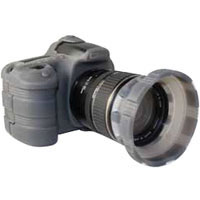 Camera ArmorCanon 5D SLR Camera Armor fits Body & Lenses up to 85mm Smoke