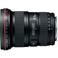 CanonEF 16-35mm f/2.8L II USM Ultra Wide Angle Zoom Lens