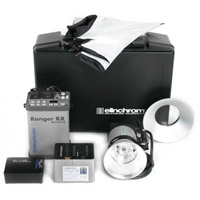 ElinchromRanger RX Pro Set - A - Ranger RX Speed AS/A Head
