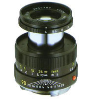 90mm f/4 Macro-Elmar w/ Macro Adapter and Angle Viewfinder