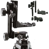Custom BracketsCB Gimbal head