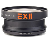 16X9EXII 0.75X Wide Converter for 72mm