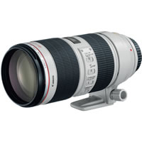 CanonEF 70-200mm f/2.8L IS II USM Telephoto Zoom Lens