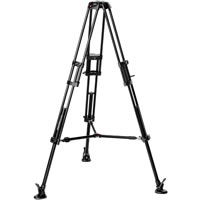 Manfrotto546B Two-Stage Pro Lightweight Video Tripod
