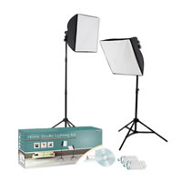 WestcottErin Manning Home Studio Lighting Kit