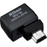 NikonWU-1b Wireless Mobile Adapter for D600/D610
