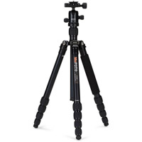 MeFotoRoadTrip Travel Tripod Kit Black