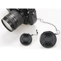 40.5mm Lens Cap w/ Cap Keeper