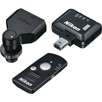 NikonWR-T10/WR-R10/WR-RA10 Wireless Remote Controller Set