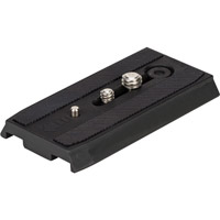 BenroQR6 Slide-In Video Quick Release Plate (for S4 and S6 Video Heads) - Manfrotto 501PL Compatible