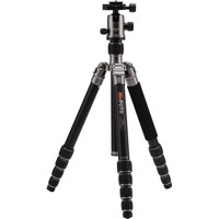 MeFoto GlobeTrotter Travel Tripod Kit Titanium