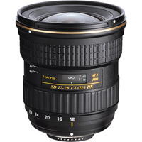 TokinaAF 12-28mm f/4.0 Pro DX SD-M Zoom Lens for Canon