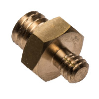 "Mantis Male 1/4"" - Male 3/8"" Hex Adapter"