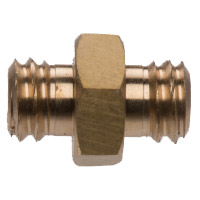 "Mantis Male 3/8"" - Male 3/8"" Hex Adapter"