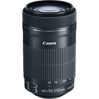 CanonEF-S 55-250mm f/4-5.6 IS STM Lens