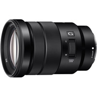 SonySEL 18-105mm f/4.0 G OSS Power Zoom Lens