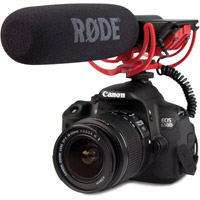 Rode MicrophonesVM-R VideoMic with Rycote Lyre Suspension