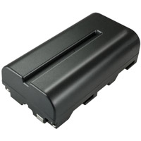 LED Go Sony Type F550 Battery - 2000 mAh