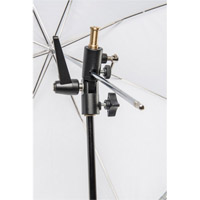 Mantis Speedlight Umbrella Holder With Adjustable Shoe and Spigot