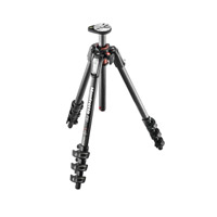 ManfrottoMT190CXPRO4 Carbon Fibre Tripod 4 Section
