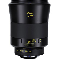 ZeissOtus 55mm f/1.4 Distagon ZF.2 T* Lens for Nikon F Mount