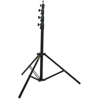 Mantis Medium 4 Section HD 2.9 m Air Cushion Light Stand Black