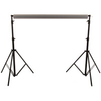 Mantis2.5 m Background Kit (Include Stands 3 m Telescopic Bar and Bag)