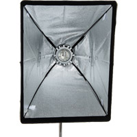 "illumi 24"" x 32"" Silver Vented Studio Softbox"