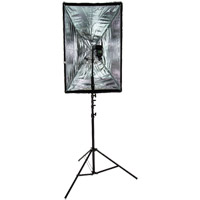 "illumi 24"" x 35"" Brolly Box with Dual Flash Holder"