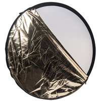 Illumi 80 cm 5-In-1 Double Stitched Reflector