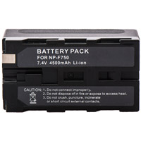 LED Go Sony Type F770 Battery - 4500 mAh