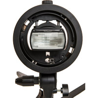Mantis S-Type Bracket for Elinchrom to Speedlite