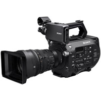 SonyPXW-FS7 4K Super35 CMOS Sensor XDCAM Camcorder - Body Only