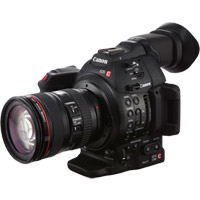 CanonEOS C100 Mark II with Dual Pixel CMOS AF (Body Only)