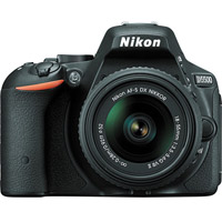 NikonD5500 Body Black
