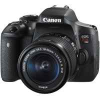 CanonEOS Rebel T6i Kit w/18-55mm IS STM