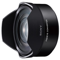 SonyVCL-ECF2 Fisheye Conversion Lens (SEL16F28 and SEL20F28)