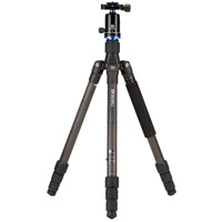 Benro FTA28CV1 Series 2 Travel Angel Carbon Fibre Tripod Kit  With V1 Ball Head