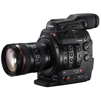 CanonEOS C300 Mark II EF with Dual Pixel CMOS AF (Body Only)