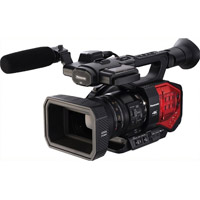 PanasonicAG-DVX200 4K Camcorder with Single 4/3 MOS Sensor