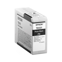 EpsonT850100 PhotoBlack UltraChrome 80ml for P800