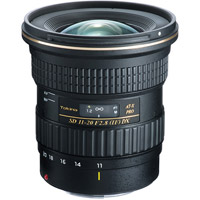 TokinaAF 11-20mm f/2.8 Pro DX Zoom Lens for Canon